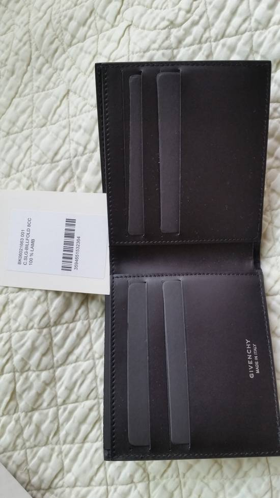Givenchy NEW America Stars and Stripe Lamb Leather Wallet Size ONE SIZE - 1