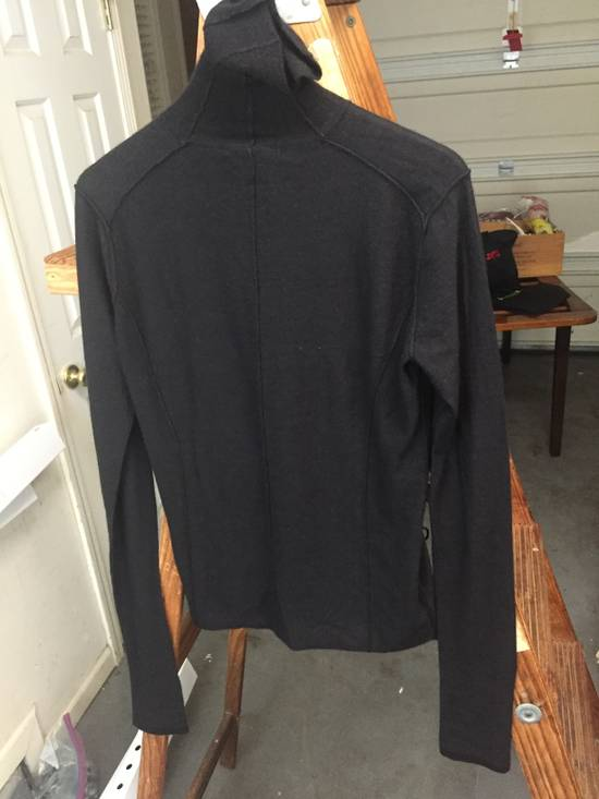 Julius AW04 Cashmere/Silk High Neck Ninja Sweater Size US M / EU 48-50 / 2 - 5