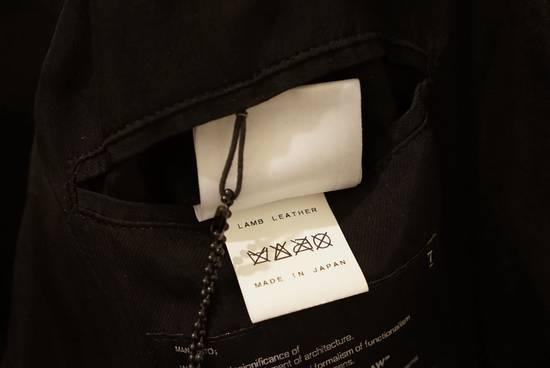 Julius Lamb Leather Jacket - s/s 11 Chaos Ontological Anarchism Size US S / EU 44-46 / 1 - 8