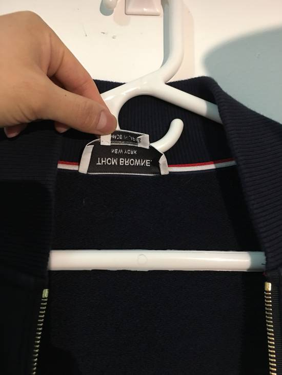 Thom Browne Thom Browne Navy Bomber Size S Size US S / EU 44-46 / 1 - 2