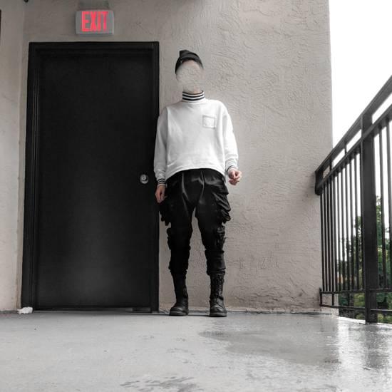 Julius Glitch; Gas Mask Cargo Pants Size US 32 / EU 48