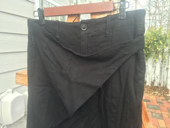 Julius AW13 Rayon Angora Stretch Convertible Pants Size US 31 - 2