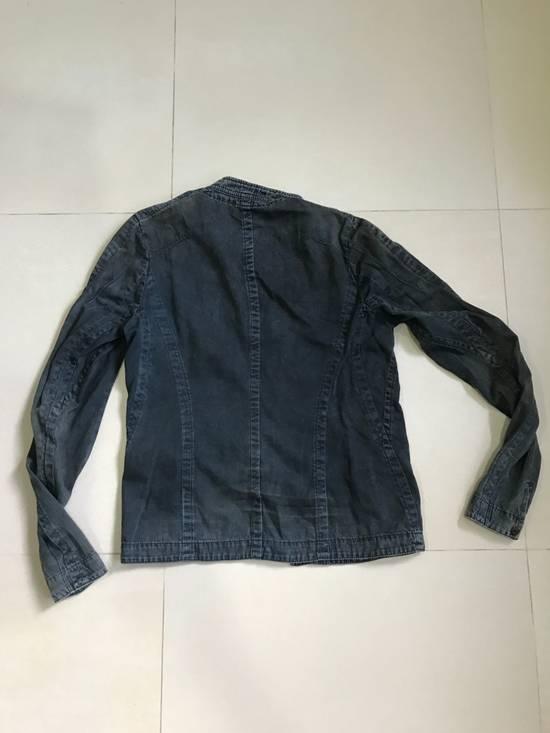 Julius SS12 vintage blue gray denim jacket Size US M / EU 48-50 / 2 - 8