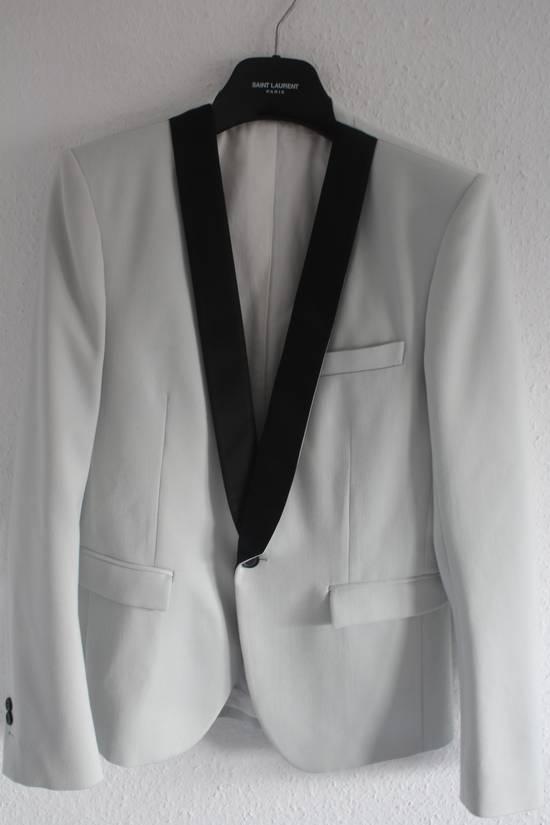 Balmain SS12 Shawl Collar Dinner Jacket Decarnin Size 48R - 2