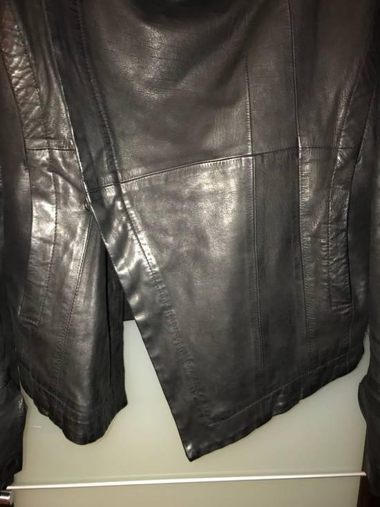 Julius Leather Jacket JP Size 3 Size US L / EU 52-54 / 3 - 2