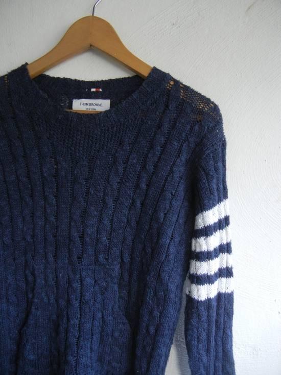 Thom Browne Thom Browne New York Navy Knitwear Size 1 Size US S / EU 44-46 / 1 - 6