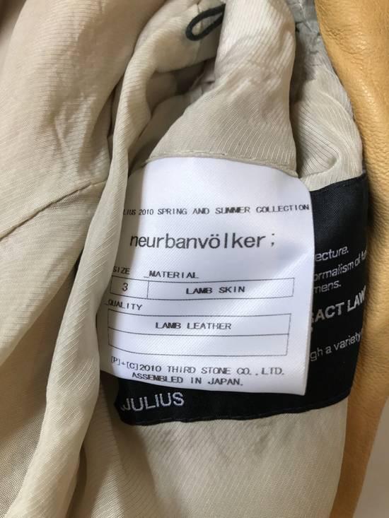 Julius lamb jacket + holster Size US L / EU 52-54 / 3 - 9