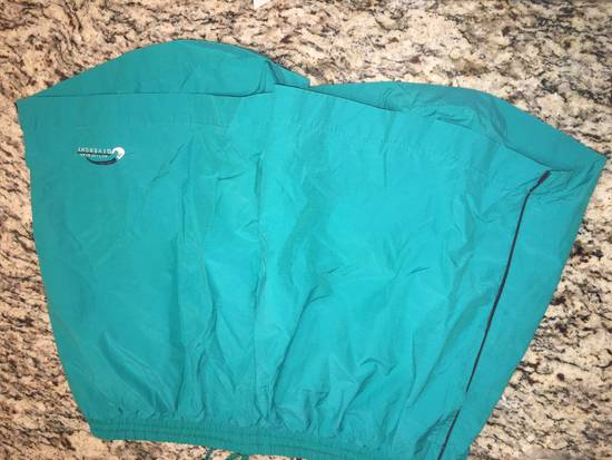 Givenchy Givenchy Vintage Teal Bathing Suit / Athletic Shorts Size US 37 - 4