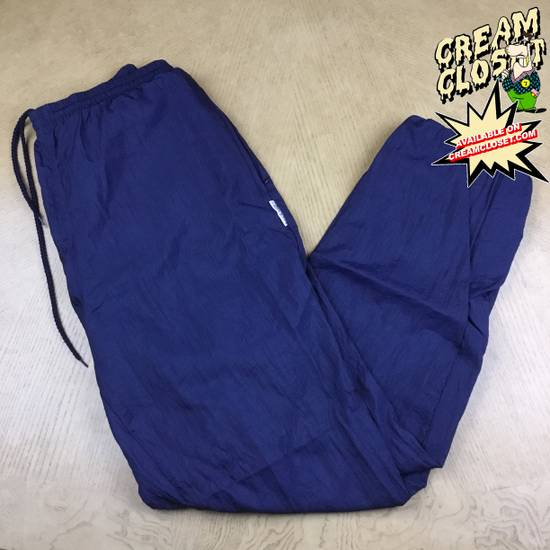 Givenchy VINTAGE GIVENCHY ACTIVEWEAR TRACK PANTS IN NAVY BLUE Size US 30 / EU 46