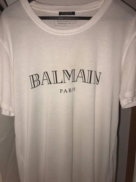 Balmain Balmain Logo Tee Size US XL / EU 56 / 4