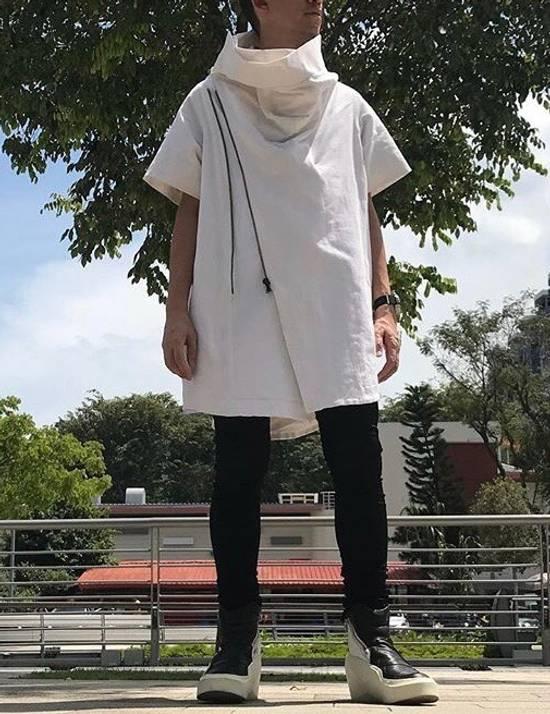 Julius SS14 ghost asymmetrical zip jacket Size US M / EU 48-50 / 2 - 12