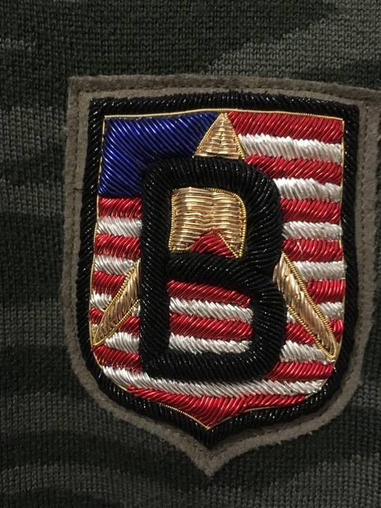 Balmain FW14 Embroidered Open Shoulder Knit Size US S / EU 44-46 / 1 - 2