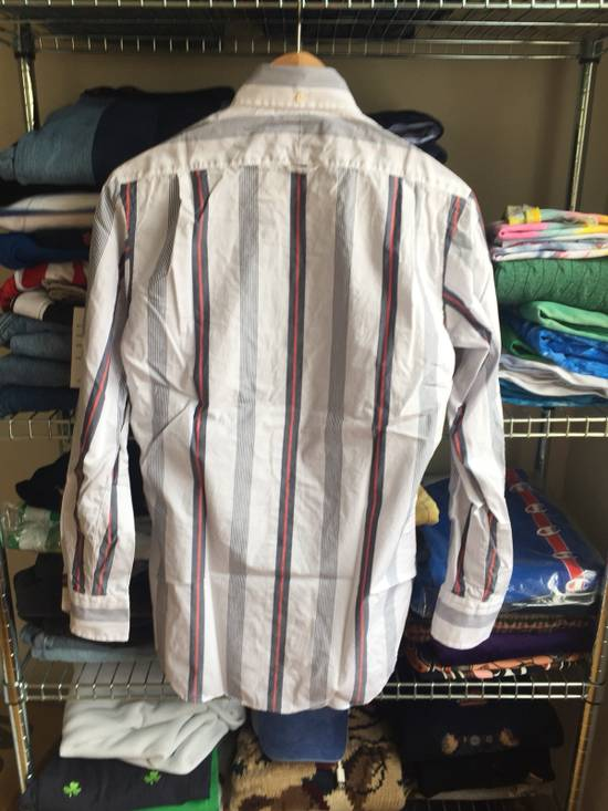 Thom Browne Striped oxford shirt Size US S / EU 44-46 / 1 - 1