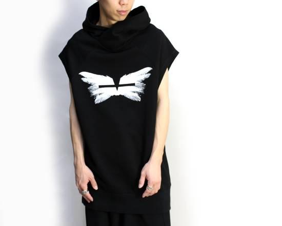 Julius Wings print sleeveless hoodie Size US L / EU 52-54 / 3