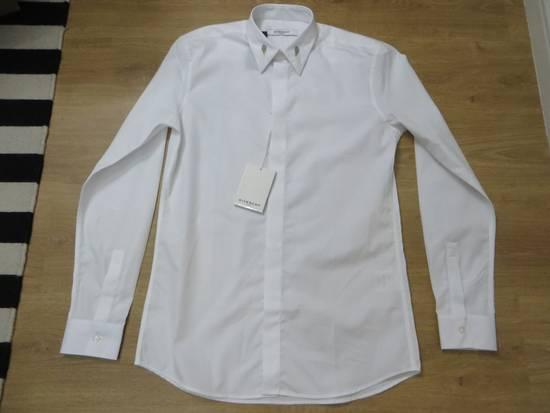 Givenchy Metallic star collar tip shirt Size US S / EU 44-46 / 1 - 11