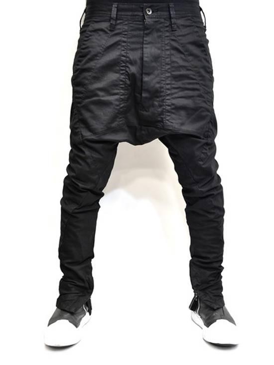 Julius Pre Spring 18 Jodphur Dropcrotch Stretch Denim Pants Size US 30 / EU 46 - 5
