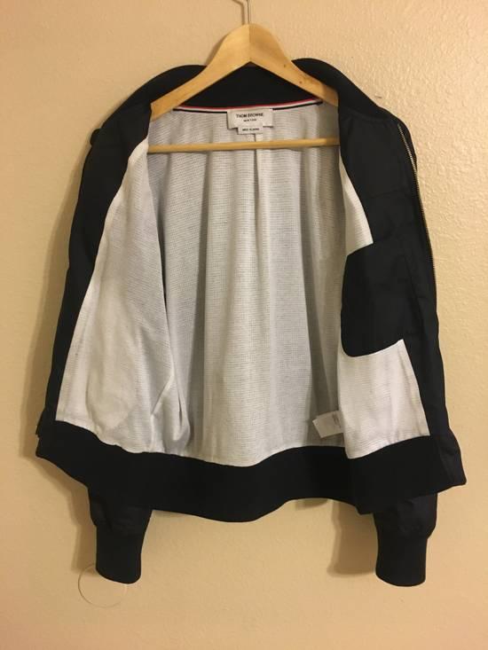 Thom Browne Thom brown navy bomber jacket Size US S / EU 44-46 / 1 - 4