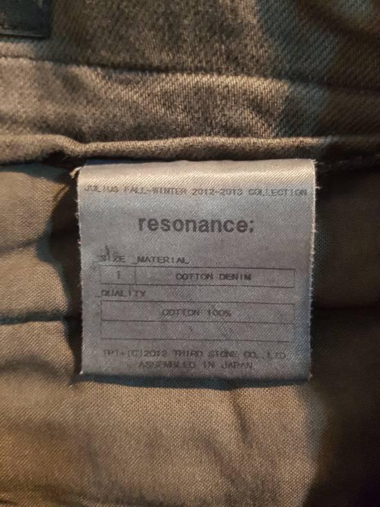 Julius Julius Distressed Gasmask Cargo Pants Size US 30 / EU 46 - 5