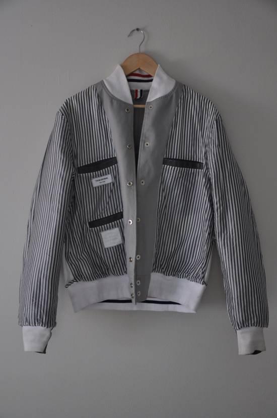Thom Browne Letterman Jacket Size US M / EU 48-50 / 2 - 8