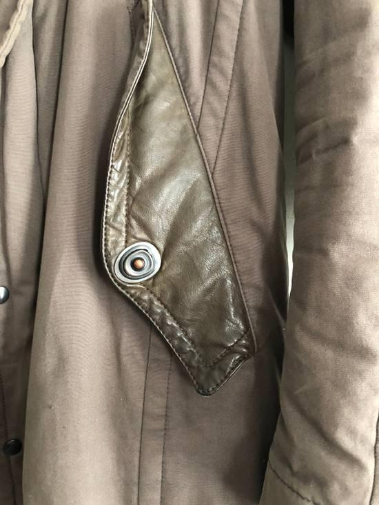 Julius Leather Trimmed Parka Size US M / EU 48-50 / 2 - 2