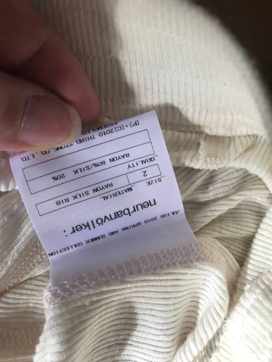 Julius SS10 cream rib leggings Size US 32 / EU 48 - 4