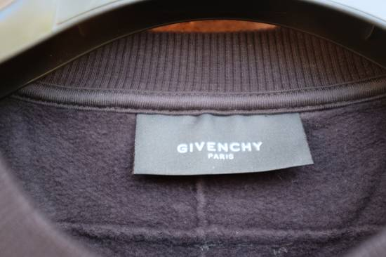 Givenchy Flame Print Sweater Size US M / EU 48-50 / 2 - 4