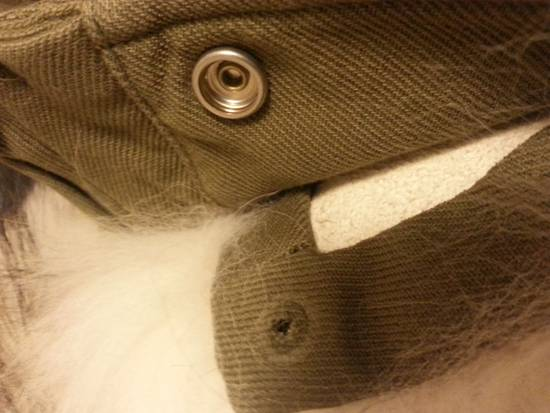 Balmain Raccoon Fur Parka Size US S / EU 44-46 / 1 - 15