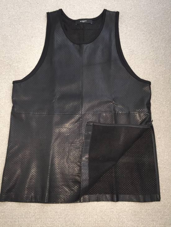 Givenchy Leather basketball jersey Size US L / EU 52-54 / 3 - 3