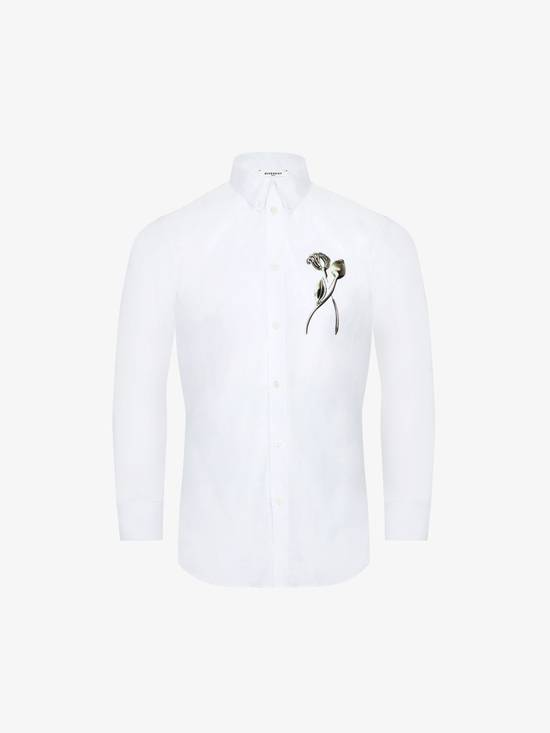 Givenchy Cutlery Print Shirt Size US L / EU 52-54 / 3 - 1