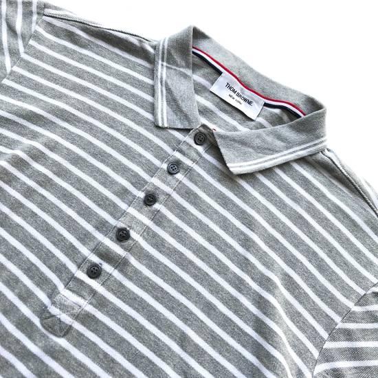 Thom Browne Get 2 Thom Browne Short Sleeve Polo Shirt Size US S / EU 44-46 / 1 - 3