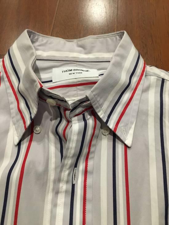 Thom Browne TB stripes, button-down striped oxford Size US L / EU 52-54 / 3 - 2