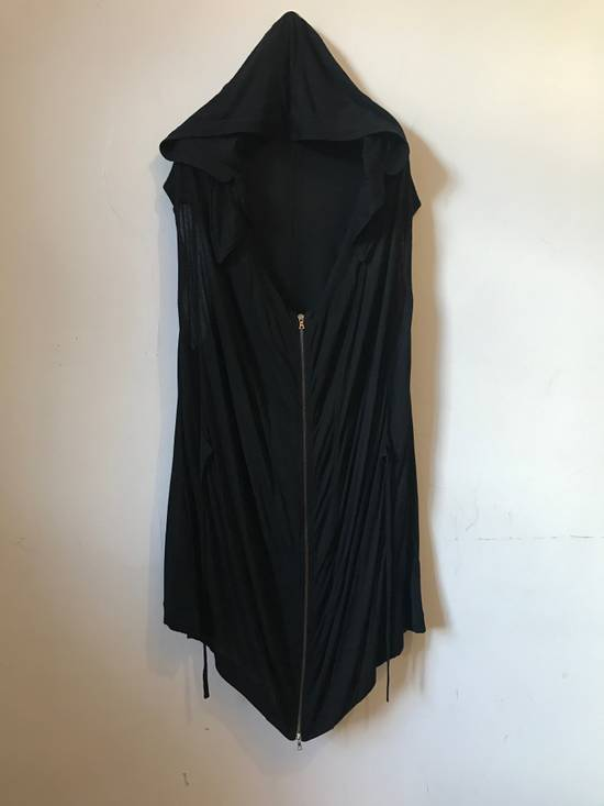 Julius MA long zipped vest with hood Size US L / EU 52-54 / 3