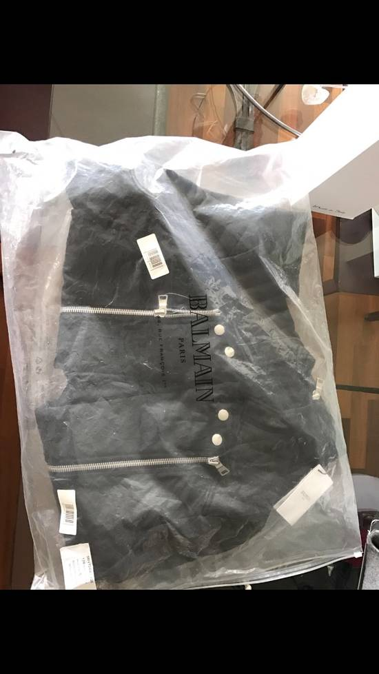 Balmain Leather Jacket Size US S / EU 44-46 / 1 - 3