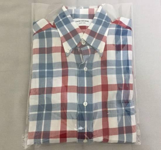 Thom Browne Men's Thom Browne New York Plaids Oxford Shirt Sz 1 Size US S / EU 44-46 / 1 - 11