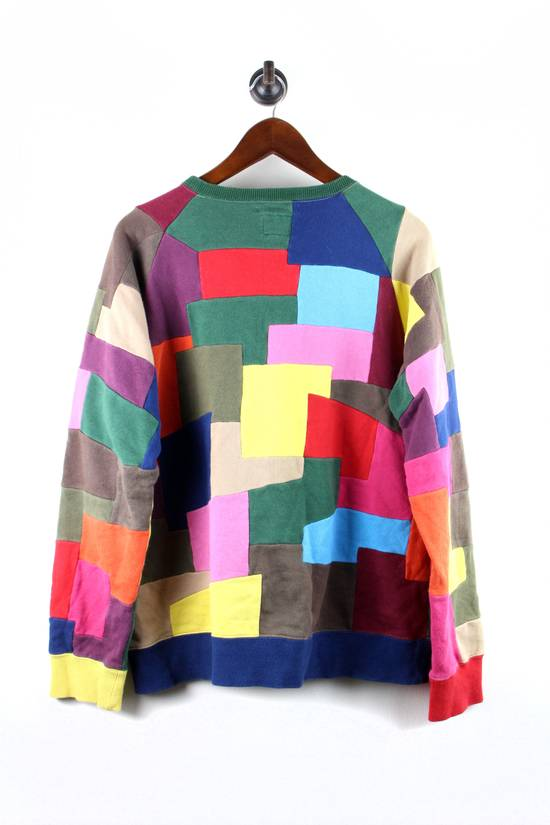 Number (N)ine Extremely Rare Needles x Number Nine Patchwork Sweater Size US M / EU 48-50 / 2 - 1