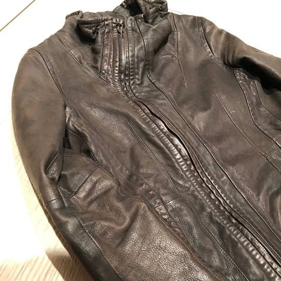 Julius Julius Goat Skin Leather Jacket Size US S / EU 44-46 / 1 - 8