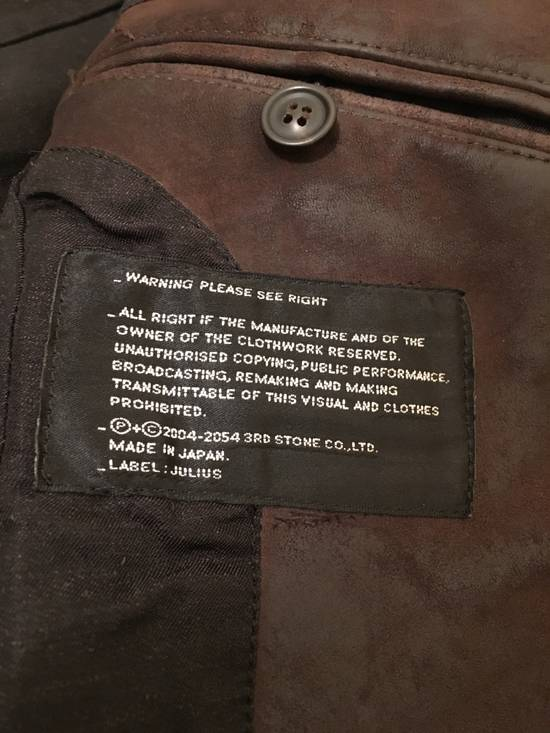 Julius AW 05 leather jacket Size US S / EU 44-46 / 1 - 1