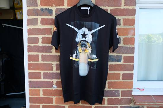 Givenchy Voodoo Doll Flames T-shirt Size US M / EU 48-50 / 2