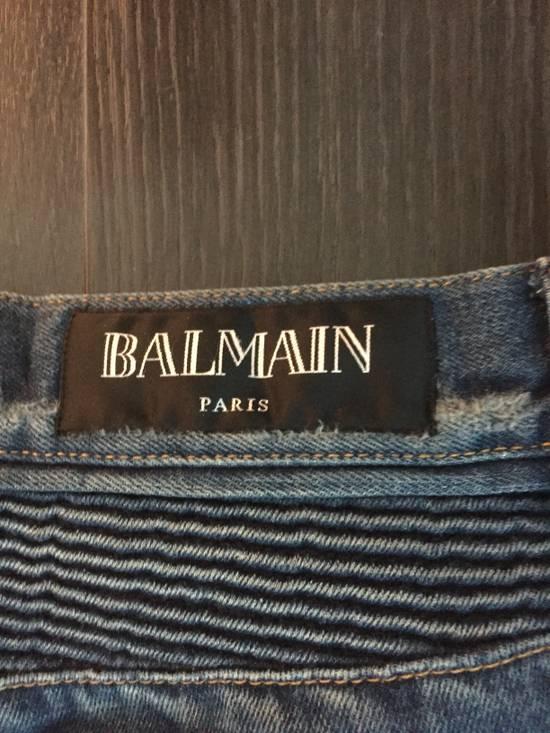 Balmain Biker jeans Size US 28 / EU 44 - 4