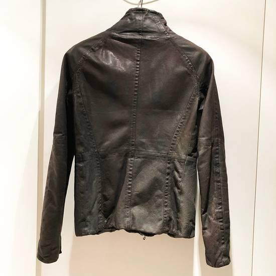 Julius Julius Goat Skin Leather Jacket Size US S / EU 44-46 / 1 - 2