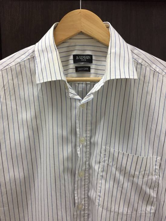 Balmain BALMAIN Long Sleeve Button Up Size US L / EU 52-54 / 3