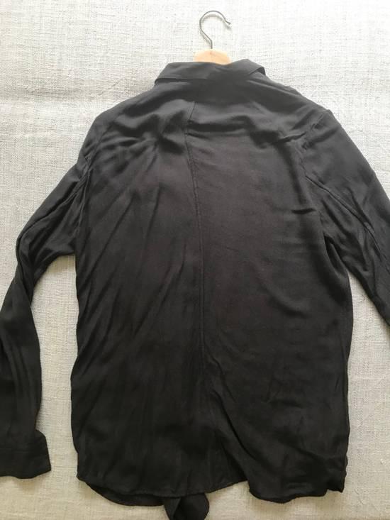 Julius AW16 charcoal with angle edge at bottom shirt Size US S / EU 44-46 / 1 - 5