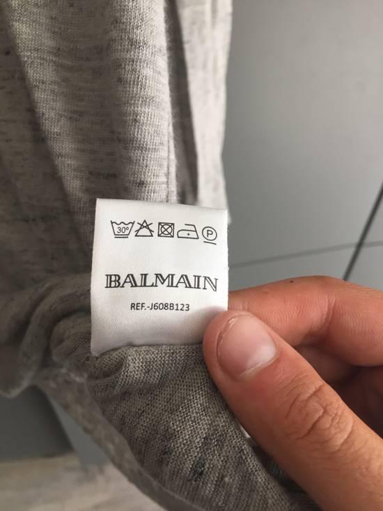 Balmain OVERSIZED BALMAIN T SHIRTS F/W 11 Size US M / EU 48-50 / 2 - 4