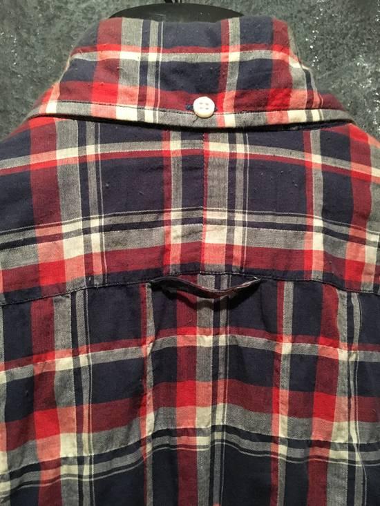 Thom Browne Plaid Madras Shirt Small Medium Size 1 Size US S / EU 44-46 / 1 - 2