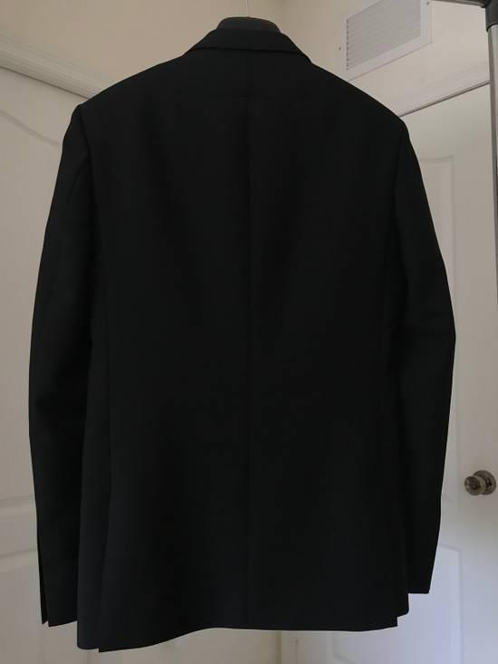 Givenchy Stripe Star Wool Blazer Size 38R - 1