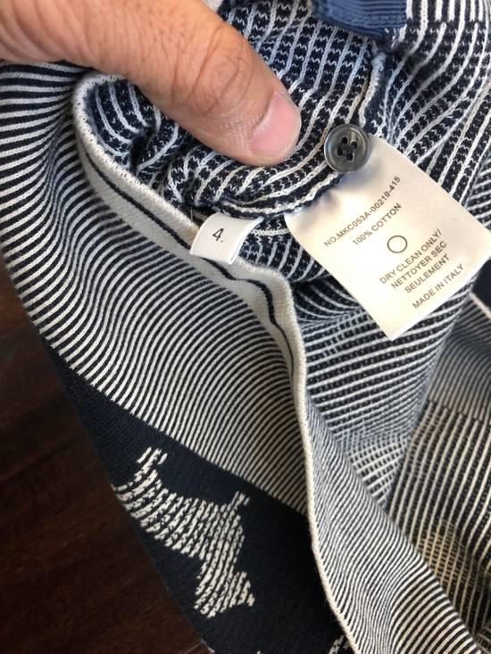 Thom Browne Dog Print Sweater Size US L / EU 52-54 / 3 - 7