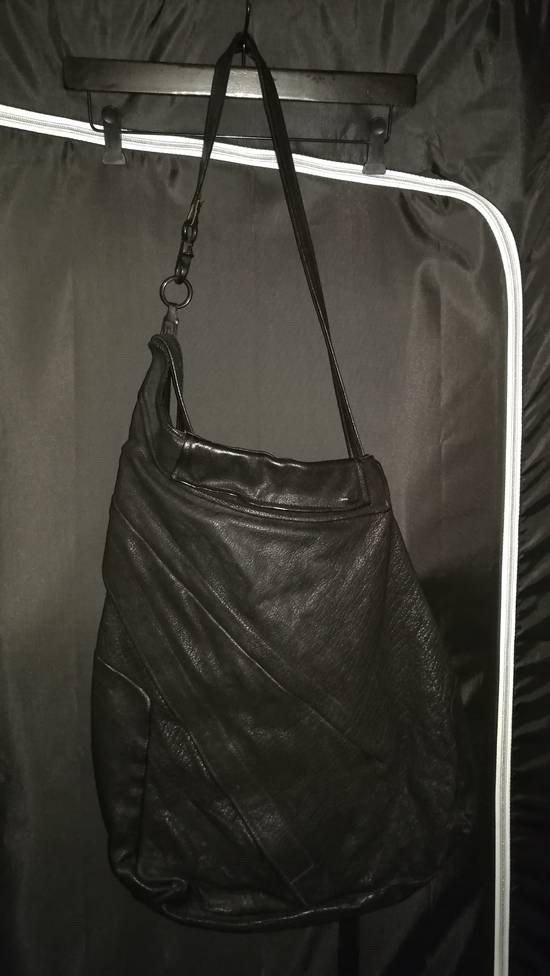 Julius 2013AW Buffalo Leather 2 Way Shoulder Bag Size ONE SIZE - 2