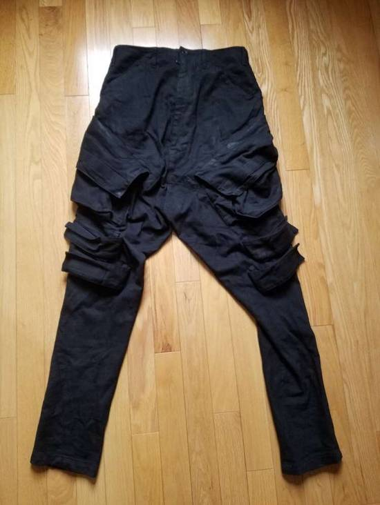 Julius Julius 'Prism' Drop Crotch Cargo Pants Size US 30 / EU 46 - 1