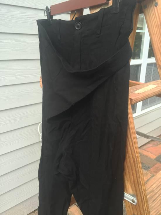 Julius AW13 Rayon Angora Stretch Convertible Pants Size US 31 - 4