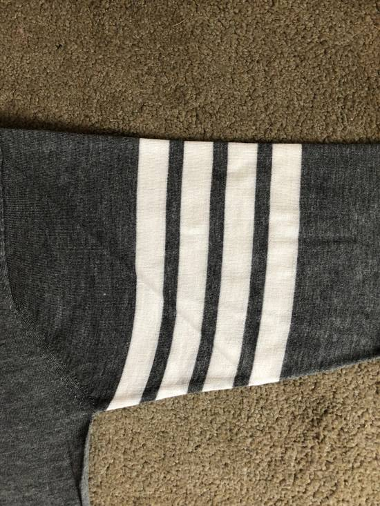 Thom Browne Merino Wool 4 Bar Cardigan Size US L / EU 52-54 / 3 - 2